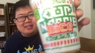 Unboxing TWO Boxes of Japanese Ramen (Zenpop October 2018)