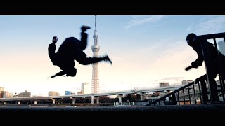 Parkour Ninja Assassins パルクール忍者 暗殺ミッション
