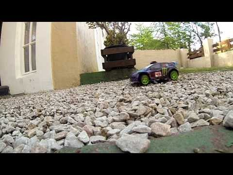 DRIFT77 RC Gymkhana FIVE The Remake Ken Block 2013 Hoonigan Division Livery
