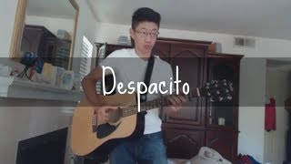 Despacito - Luis Fonsi, Daddy Yankee ft. Justin Bieber - Cover (Fingerstyle Guitar)[+Tabs]