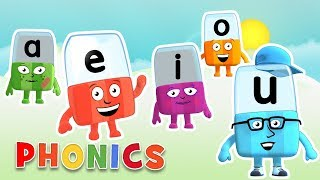 Phonics - Learn to Read | Long Vowels