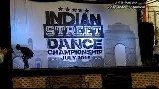 India,s street dancing championship Alex Phantom Mumbai Battle 2nd price