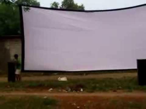 LAYAR TANCAP OCIN FILM BEKASI CIKARANG SELATAN
