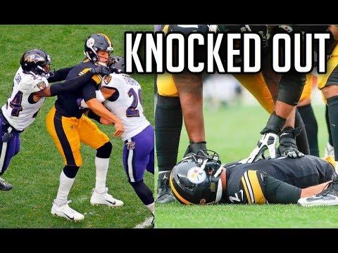 NFL Knockout Hits of the 2019 Season So Far HD