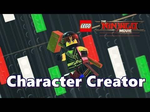 LEGO NINJAGO Movie Video Game - Character Creator - Master of Customiztion Trophy