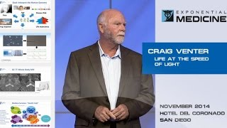 Life at The Speed of Light with Craig Venter
