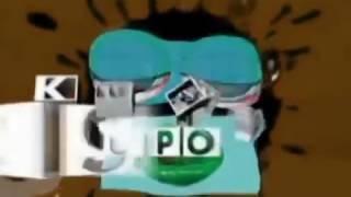 Deformed logo klasky csupo robot logo