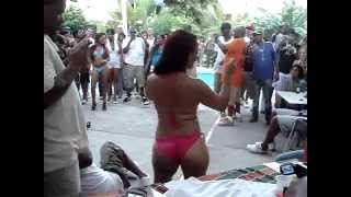 Sosua Pool Party Sept 2010