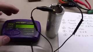 Testing Capacitors - Simplified and Explained - BG029