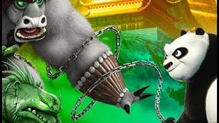 Animations for Kids : Kung Fu Panda 3 - Kai Destroys Jade Palace