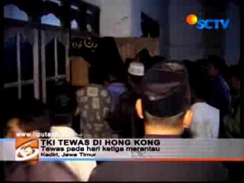 Baru Tiga Hari Kerja Di HONG KONG Ditemukan Tewas