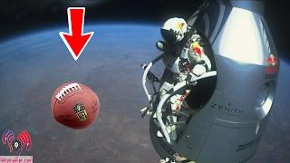 """هذة الكرة فقدها أحد الرواد في الفضاء """"وبعد 30 سنة كانت المفاجأة أغرب من الخيال"""""""