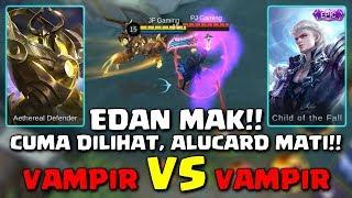 URANUS VS ALUCARD !! TANPA HIT ALUCARD MATI?? (MOBILE LEGENDS)