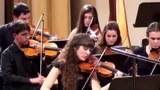 La mañana, Peer Gynt - E.Grieg - Joven Orquesta Sinfónica de Granada