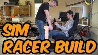 Building a DIY Racing Simulator