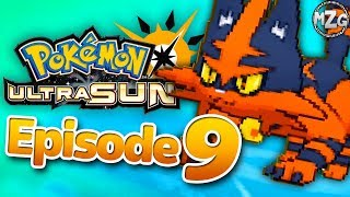 Litten is EVOLVING!! - Pokemon Ultra Sun and Moon Gameplay - Episode 9