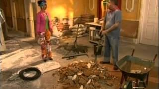 La remodelación  (vecinos) Temp. 3 capit. 12