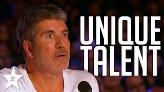 MOST UNIQUE Auditions EVER On America, Italy
