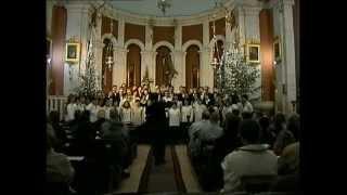Ave Maria - Ivan pl. Zajc  - Splitski akademski zbor Ivan Lukacic - 23.12.1997. -- Makarska