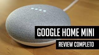 Google Home Mini: Review en español