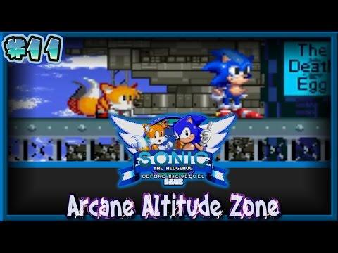Sonic Before the Sequel '12 - Arcane Altitude Zone [11]
