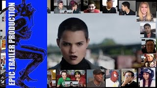 Deadpool Red Band Trailer 2 Reactions Mashup Epic (18+)