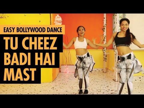 Tu Cheez Badi Hai Mast | Machine | Easy Bollywood Dance | LiveToDance with Sonali