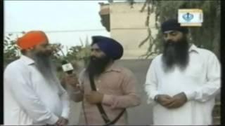 Sons of Sant Baba Jarnail Singh ji Khalsa Bhindranwale (short interview)