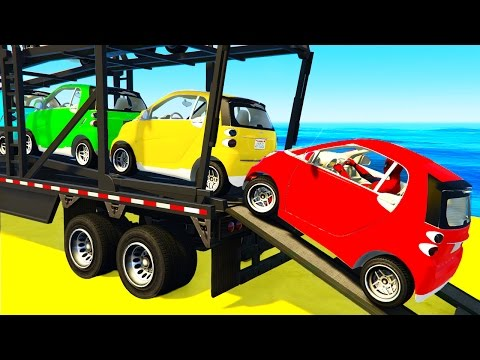 Xxx Mp4 Small CARS Transportation And Spiderman In Funny Cartoon For Children And Kids Nursery Rhymes 3gp Sex