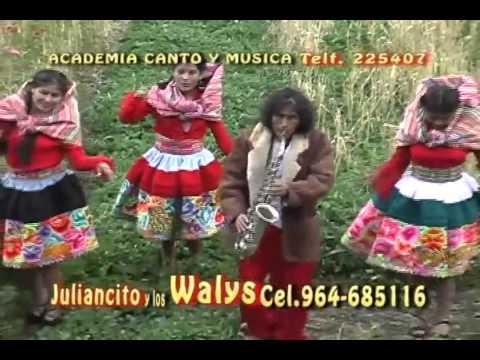 Los Walys del Peru SANTIAGO Sufro al no Verte Prmicia 2014