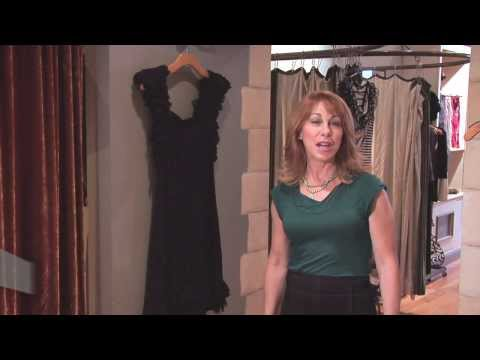 Xxx Mp4 How To Make A Black Dress Look Like It S From The 1920s Fashion Stylings 3gp Sex