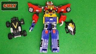 Xe Robot Siêu nhân cơ động Go Onger megazord power ranger toy for kid