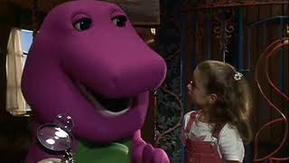 Barney Meets Casper: The Movie from Goofy We're Back a Dinosaur's Story: The Movie 1