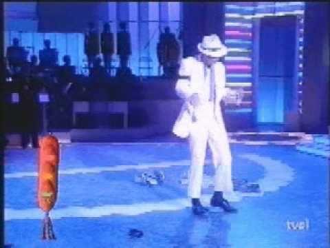 SUAN rinde tributo a MICHAEL JACKSON en TVE 1