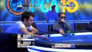 PCA 10 2013 - Main Event, Episode 8 | PokerStars.com