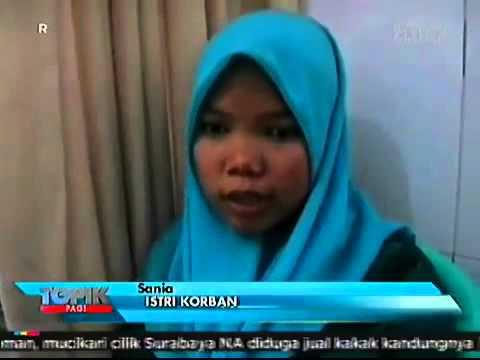 HEBOH !!! Video Sadis, Perampok Ini Tega Tombak Ibu Hamil Di Depan Suami nya