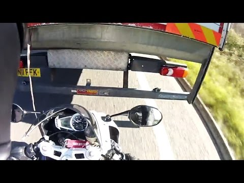 Stupid, Crazy & Angry People Vs Bikers | ROAD RAGE | Bad Drivers Caught On Go Pro [Ep.#125]