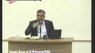 Prof Dr Abdülaziz BAYINDIR - Hz Muhammed (A.S.)'ın Hüküm Koyma Yetkisi Var mıdır? - KISA