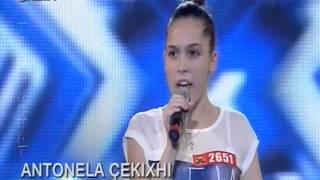 X Factor Albania 2 - Antonela Cekixhi