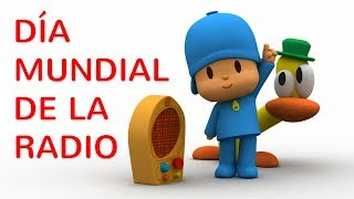 DÍA MUNDIAL DE LA RADIO 2019 📻POCOYO- Episodio especial | Dibujos Animados