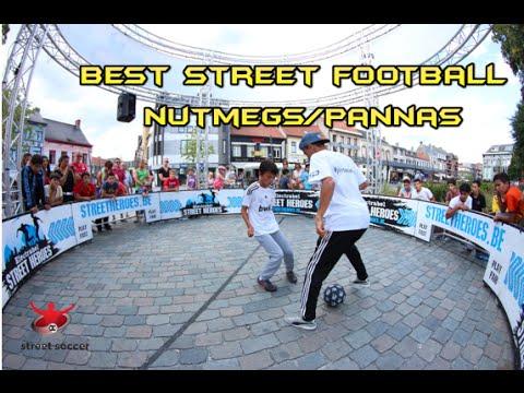 Best ●Street Football● nutmegs/pannas