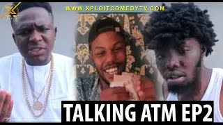 if ATM Machine was manufactured in Nigeria 😂😂 (Xploit Comedy)