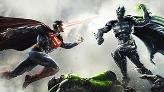 Injustice Gods Among Us : Batman VS Superman (FINAL)