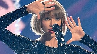 Taylor Swift Slays 'Out Of The Woods' 2016 Grammys Performance