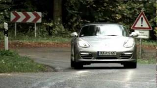 Porsche Boxster (Full HD)