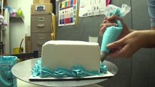 basic cake decoration