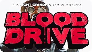 BLOOD DRIVE Trailer SEASON 1 (2017) SyFy Grindhouse Series