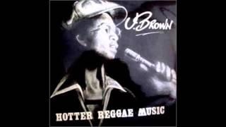 Gregory Isaacs & U Brown- The Border