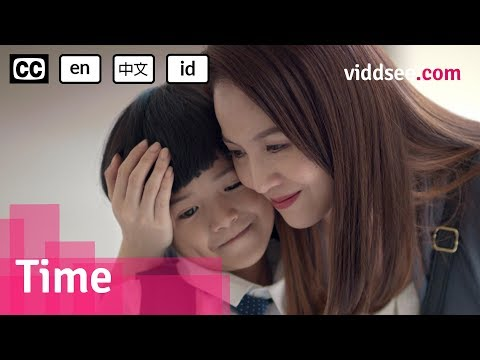 Time: An Impatient Young Mother Learns To Treasure Time With Her Son // Viddsee.com