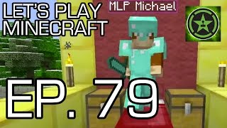 Let's Play Minecraft – Episode 79 – King Michael